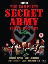 Secret Army - The Complete BBC Series 1, 2 & 3 [DVD], New, DVD, FREE & FAST Deli