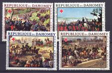 DAHOMEY 352-355 MnH Rode Kruis, Red Cross, Rotes Kreutz  0960