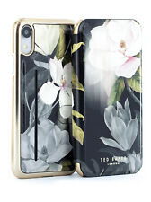 Ted Baker® Floral Protective Book Mirror Case for iPhone XR - AGHATA
