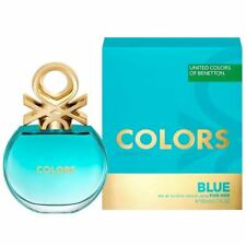 United Colors of Benetton Colors De Benetton Eau De Toilette Blue 80ml