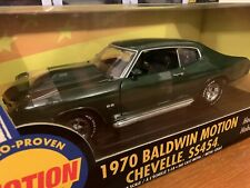 Ertl 1:18 1970 Chevy Chevelle SS454 Baldwin Motion 1 Of 5000 Item 36675