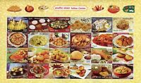 India 2018 MNH Indian Cuisine Dal Biryani 24v M/S Gastronomy Cultures Stamps