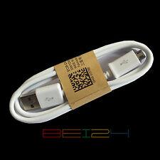 Micro USB Kabel Verbindungs-Lade Datenkabel Für Sony Xperia M4 Aqua E2303 Weiss