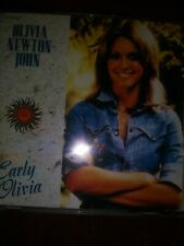(Japan) The Early Years by Olivia Newton John CD   EMI  Import  OBI 1989