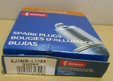 Lot / Box of 4 Spark Plugs U-Groove Conventional DENSO 3132 KJ16CR-L11#4