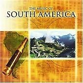 The Music of South America, Various Artists, Very Good Import