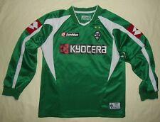 Borussia Mönchengladbach / 2005-2006 Away - LOTTO - JUNIOR LS Shirt / Jersey. M