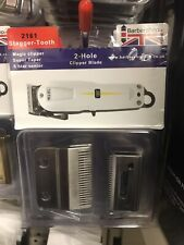 Wahl Replacement Blade Set 2 Hole Magic Clip Hair Clipper Cordless + Corded