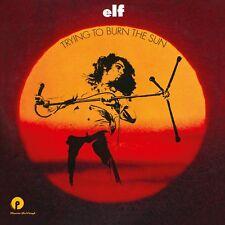 ELF - TRYING TO BURN THE SUN   VINYL LP NEW