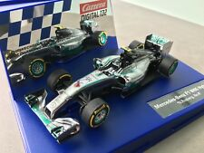 "Carrera Digital 132 30732 Mercedes Benz F1 W05 Hybrid ""N.Rosberg, No.6"" NEU OVP"