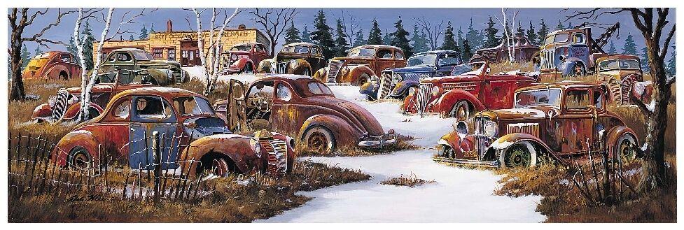 Cool Classic Car Parts