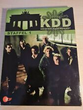 KDD - Kriminaldauerdienst - Staffel 1  (DVD, 2007) TOP TV Serie 3 DVD s