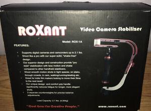 ROXANT PRO Video Camera Handheld Stabilizer GoPro, Smartphone, DSLR cameras