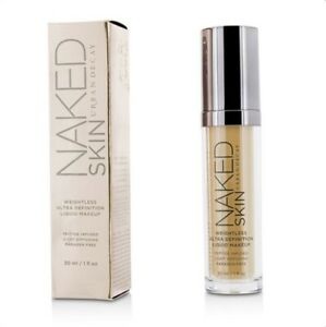 Urban Decay Naked Skin Weightless Ultra Definition Liquid Makeup Choose Shade