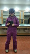 Lightly Used Airblaster Freedom Suit Women's Small Purple