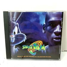 Space Jam 1996 CD Music Soundtrack Rare!