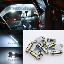White Interior LED Light Package kit for BMW E36 3 Serie Convertible 1992-1998