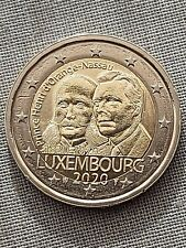2 EURO 2020 Luxembourg   - Prince Henry