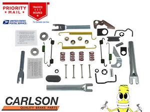 Complete Rear Brake Drum Hardware Kit for Saturn L200 2001-2003