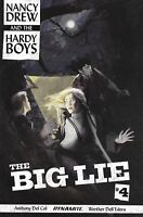 Nancy Drew And The Hardy Boys Comic Issue 4 Big Lie Modern Age First Print 2017