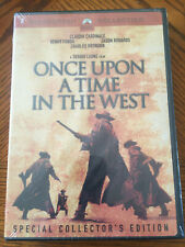 New Once Upon A Time In The West - Special Collector's Edition (Dvd Box Set)Rare