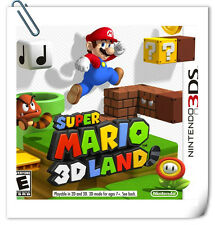 3DS SUPER MARIO 3D LAND Nintendo Action Games