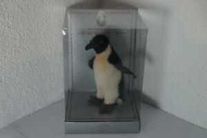 Steiff Pinguin 0105/17 Replica 1928 Museum Collection 8000er Auflage 17 cm OVP