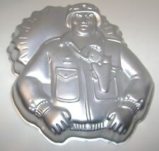 VINTAGE WILTON GI JOE CAKE PAN NO INSERT 1986