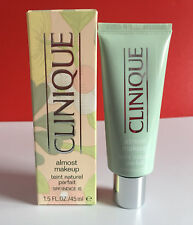 Clinique Almost MakeUp SPF15 Foundation 04 DEEP * New & Boxed DISCONTINUED  RARE