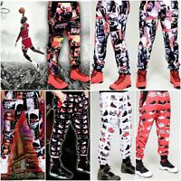 Men Women joggers emoji printed Thicken 3D Sports Jogger Pants hip hop 6S 5s11s