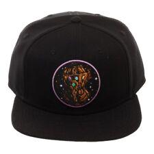 OFFICIAL AVENGERS: INFINITY WAR - INFINITY GAUNTLET SPACE SNAPBACK CAP (NEW)