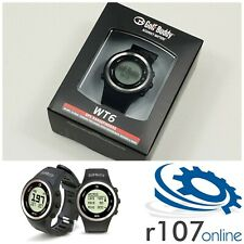 Golf Buddy WT6 GPS Rangefinder Watch. 38,000 Preloaded Courses.