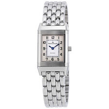 Jaeger LeCoultre Reverso White Dial Ladies Watch Q2618110