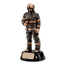 Fire Fighter Fireman Trophies Awards 190mm high FREE Engraving