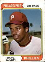1974 Topps #198 Dave Cash R1C329