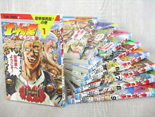 SOUTEN NO KEN HOKUTO NO KEN PREQUEL JAPANESE ANIME MANGA BOOK VOL.15-22 SET