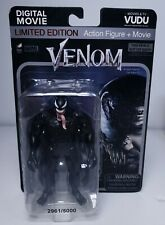 Venom Action Figure Limited Edition Exclusive Figure Only No Code# 2961/5000