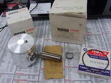 NOS Yamaha Piston Kit STD 1981 YZ125 4V2-11630-00