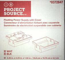 Project Source Floating Power Supply With Cover