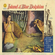 Island of the Blue Dolphins, 1964, Original Movie, DVD Video, Celia Milius