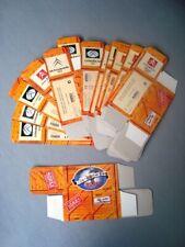 Norev Hachette 1/43 Empty Box Boite Vide Only    VARIOUS CITROEN MODELS