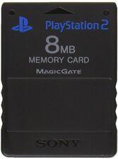 Official Playstation 2 Memory Card 8MB - Free Shipping