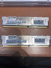 16gb 8x 2 ECC RAM PC2-5300F HP DL380 G5 ML370 DELL 1950 2950 SERVER MEMORY