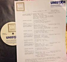 RADIO SHOW:12/19/89 JERRY WEXLER TRIBUTE: BIG JOE TURNER,CHORDS,IVORY JOE HUNTER