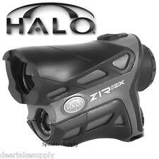 Halo XRAY 1000 ZIR10X 1000 Yard Laser Range Finder 6X AI + Battery + Nylon Case