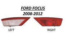 Ford Focus 2008-2012 Rear Fog Light Left Passenger / Right Driver (Both side) UK