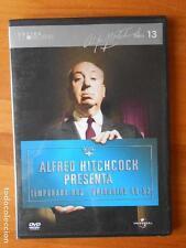 DVD ALFRED HITCHCOCK PRESENTA - TEMPORADA DOS - EPISODIOS 49-52 - CAJA SLIM (U3)