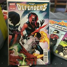 DEFENDERS #2 1:50 VENOMIZED VARIANT CHRIS STEVENS VENOM COVER