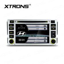 """AUTORADIO 6,2"""" Touch  Hyundai Santa fe 2006-2012 Comandi al volante Navigatore"""