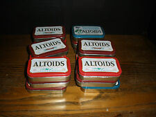 Empty Altoids Mint Tins. Tons of uses.  Arts, Crafts, Storage.  Lot of 14